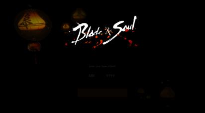 bladeandsoul.com - blade & soul
