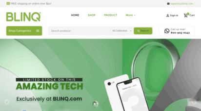 blinq.com - blinq: save up to 70 on top brands