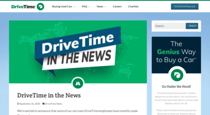 Drive Time Cars >> Welcome To Blog Drivetime Com Drivetime Blog Official