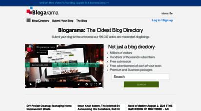 blogarama.com -