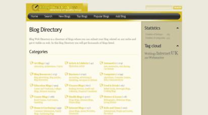 blogdirectory.ws - blog directory:: blogdirectory.ws