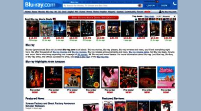 blu-ray.com - blu-ray, blu-ray movies, blu-ray players, blu-ray reviews