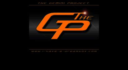 blue-panel.com - ...::: the gemini project :::...