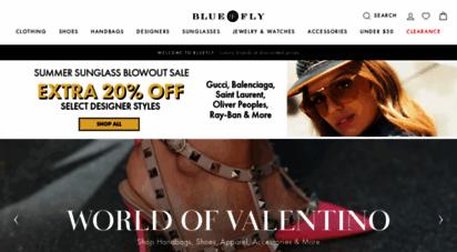 bluefly.com - designer fashion up to 70 off shoes, handbags, dresses & more- bluefly
