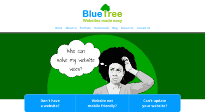 bluetree.co.uk - websites for smes, start-ups, sole traders and self-employed ¦ bluetree