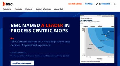 bmc.com - bmc software - run and reinvent