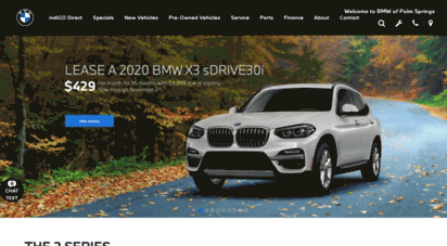 Bmw Dealership Near Me >> Welcome To Bmwps Com New Pre Owned Bmw Cars Palm