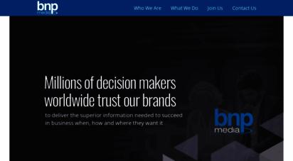 bnpmedia.com - bnp media