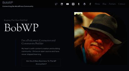 bobwp.com - do the woo - woocommerce tutorials, podcast, news and community