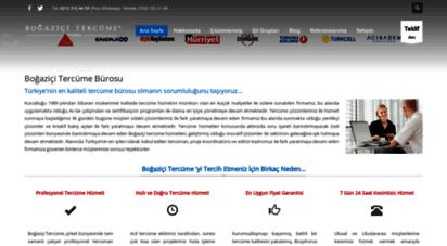 bogazicitercume.com.tr - boğaziçi tercüme bürosu: tercüme hizmetlerinde kampanya: 9 tl