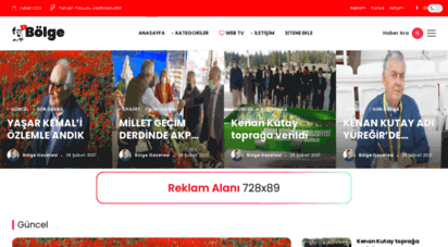 bolgegazetesi.com.tr - bölge gazetesi