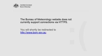 bom.gov.au - australia´s official weather forecasts & weather radar - bureau of meteorology
