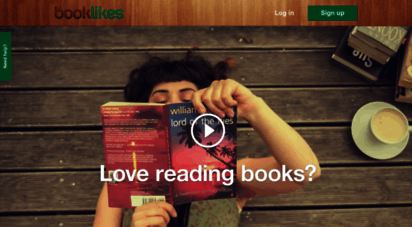 booklikes.com - booklikes - blog platform designed for book lovers