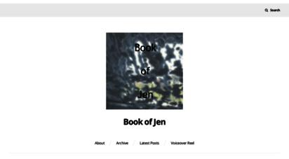 bookofjen.net