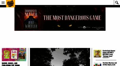 bookriot.com - book riot  book recommendations and reviews