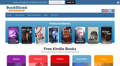 booksliced.com - booksliced  free books for kindle and apple books