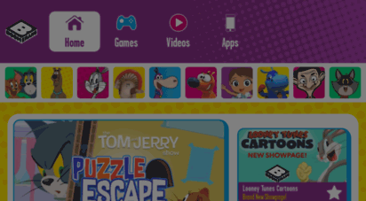 boomerang.asia - boomerang  kids cartoons, shows, games & videos