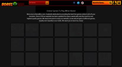 boredbro.com - bored bro - online games to play when bored