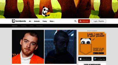 boredpanda.com - bored panda - the only magazine for pandas
