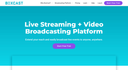 boxcast.com - boxcast  live video streaming for organizations