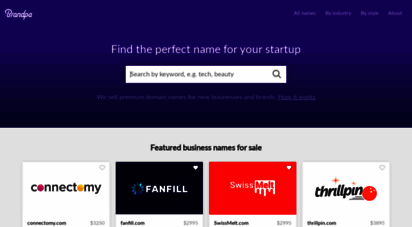 brandpa.com - brandpa - brandable domains for sale