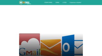 bremail.com.br - entrar email - bremail