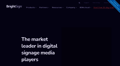 brightsign.biz - brightsign :: brightsign homepage