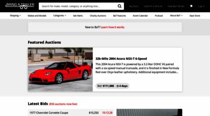 bringatrailer.com - the best vintage and classic cars for sale online  bring a trailer
