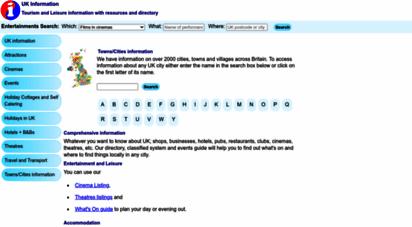 similar web sites like britinfo.net