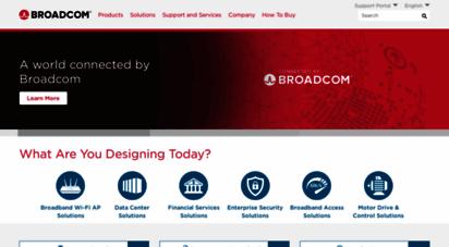 broadcom.com - broadcom inc.  connecting everything