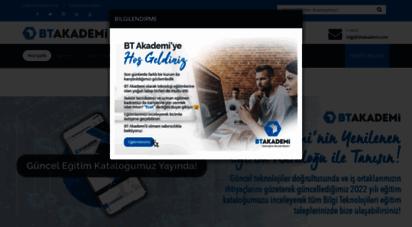 btakademi.com - bt akademi yazılım ve eğitim hizmetleri