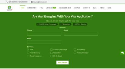 btwvisas.com - best visa consultant  visa services 99 success rate  btw