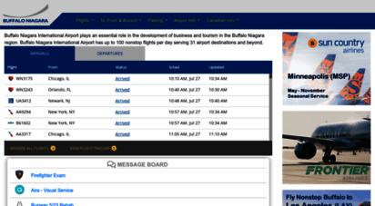 buffaloairport.com -