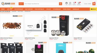 buharadam.net - buhar adam elektronik sigara likit sipariş