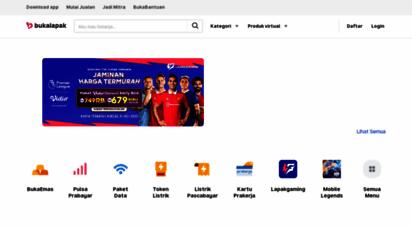 bukalapak.com - situs belanja online dan jual beli mudah terpercaya  bukalapak
