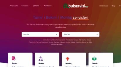 bulservisi.com - bul servisi