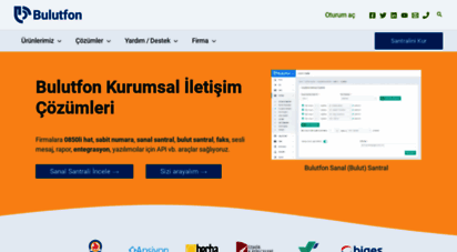 bulutfon.com
