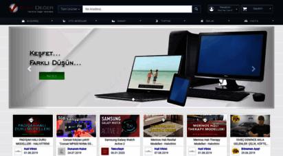 bunadeger.com - bunadeger.com alışverişin yeni adresi