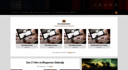 burakisci.com - burak işci kişisel blog
