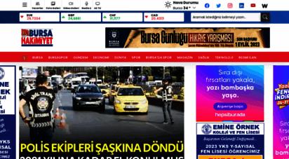 bursahakimiyet.com.tr - bursa hakimiyet - son dakika bursa haberleri, bursa, bursaspor, güncel, magazin