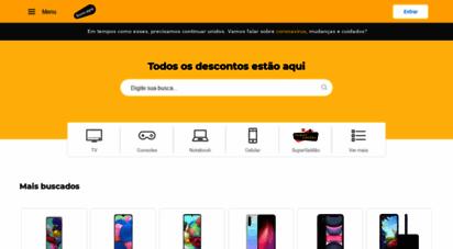 buscape.com.br - compare preço no buscapé e encontre a melhor oferta!