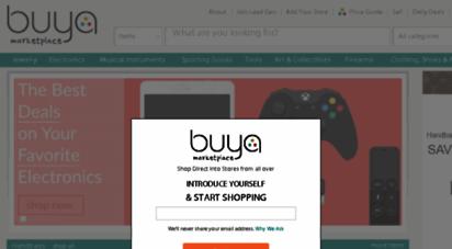 buya.com - buya - marketplace