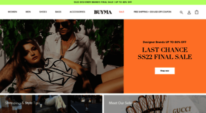 buyma.us - buyma - luxury fashion with exclusive online shopping experience
