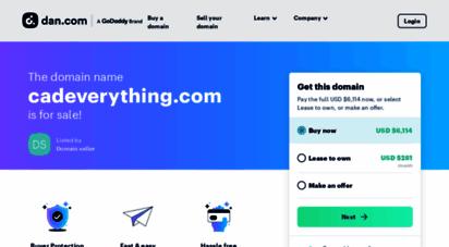 cadeverything.com - cad everything