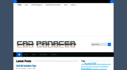 cadpanacea.com -