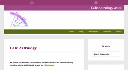 cafeastrology.com -