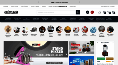 cafemarkt.com -
