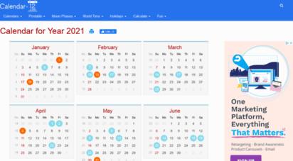 calendar-12.com