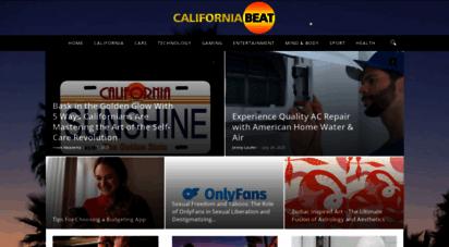 californiabeat.org - california beat - visit and enjoy in california 2019