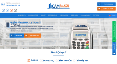 cambalkon.net - cambalkon.net - cam balkon ankara - türkiye´nin lider cam balkon sitesi
